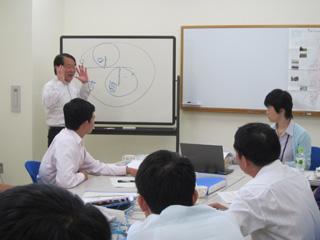福島コースリーダー講義