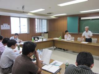 北海道土地連から換地手法講義