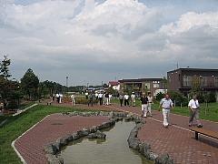 岩見沢親水公園