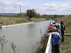 北海幹線用水路